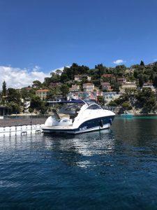 villefrance boat rental
