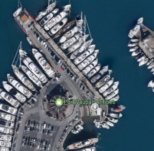 Antibes boat charter